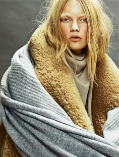 visual optimism; fashion editorials, shows, campaigns & more!: en remettre une couche: nova malanova by billy ballard for stylist france #72 4th december 2014