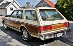 1979 Dodge Diplomat wagon Dodge Wagon, Car Pictures, Car Pics, American Classic Cars, Mopar Or No Car, Automobile Industry, Station Wagon, Old Cars, Plymouth