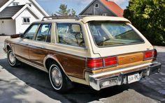 1979 Dodge Diplomat wagon