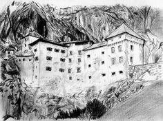 #slovenia #predjamacastle #predjamskicastle #placetovisit #travel #thingstodo #history #slovenianhistory #castleinacave #postojna #sloveniancastles #postojnacastle