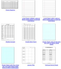 20+ Free Back to School Printables for Teachers ~ Educational Technology and Mobile Learning