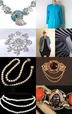 Tuesday's Vintage Fashion Gift Guide!!!