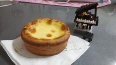 Egg tart pie