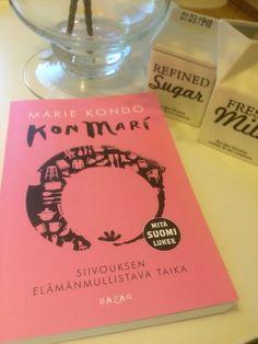 #konmari Konmari, Perfume Bottles, Books, Libros, Book, Perfume Bottle, Book Illustrations, Libri