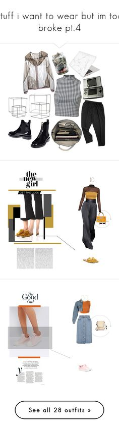 """""""stuff i want to wear but im too broke pt.4"""" by destiny-orihuela ❤ liked on Polyvore featuring Nintendo, Esperos, Wanda Nylon, Marni, Recover, Effy Jewelry, Gucci, M.i.h Jeans, Romeo Gigli and Off-White"""