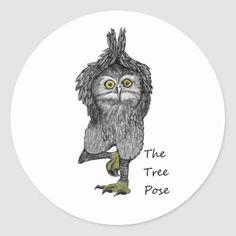 The Tree Pose Classic Round Sticker   yoga for flexibility, yoga loss, yoga cake #yogainspiration #yogamotivation #yogamoves, 4th of july party Yoga Moves, Yoga Workouts, Face Yoga Method, Yoga World, Yoga Motivation, Yoga For Flexibility, How To Start Yoga, 4th Of July Party, Round Stickers