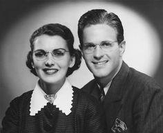 Eyeglasses in the 1930s