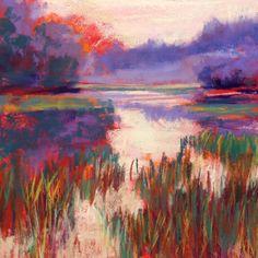 Stacey Nussbaum pastel