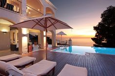 10 Luxury Holiday Homes In Cape Town