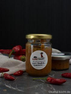 Chili Paste mit indischer Note - Katha-kocht!