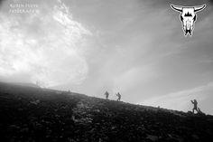entre la niebla x la arista del Güerto del Diablo Sur #utmu2014