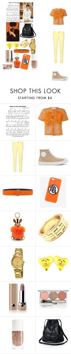 """""""lay-exo"""" by chanbaek614 ❤ liked on Polyvore featuring 10 Crosby Derek Lam, Chloé, Orciani, MCM, Hermès, Gucci, Chanel, Marc Jacobs and Chantecaille"""