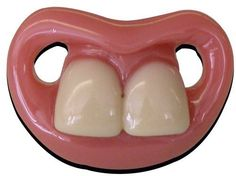 Contoured Shield With Ventilation Holes - Billy Bob Two Front Teeth Baby Pacifier, Pink Lips by Billy Bob Teeth. $28.72. Kid tested, Dentist approved. Contoured shield with ventilation holes. complies with EEC directive 90/128/EEC. complies with 16 CFR 1511 requirements for pacifiers. Contains Silicone Orthodontic Nipple. Billy Bob Two Front Teeth Baby Pacifier, Pink LipsIncludes pacifier.Dimensions: 2.1 x 1.8 x 1.5 inches ; 0.8 ouncesDisclosure: Suggested age is 0 - 18 ...