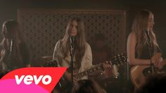 HAIM - The Wire. This video is hilarious and you cannot get this song out of your head once it gets stuck in there!