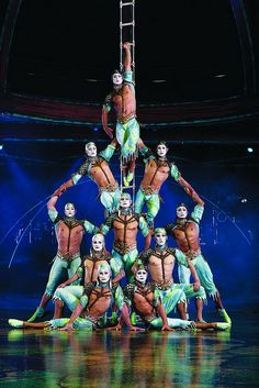 Cirque du Soleil Alegria by Florence Civic Center, via Flickr