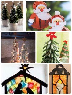 Lavoretti Di Natale Arte Per Te.215 Fantastiche Immagini Su Laboratori Per Bambini Natalizi
