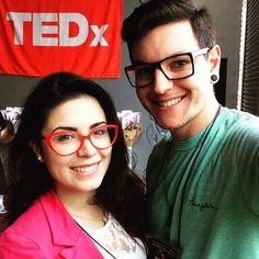 Experiência incrível! TEDx Blumenau Cidadania. Que venham os próximos #tedxblumenausalon #tedxblumenausalon