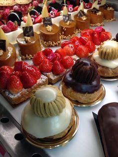 Objetivo: Cupcake Perfecto.: Guía dulce de París, segunda parte