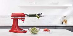 Optionales Zubehör für die KitchenAid-Küchenmaschine