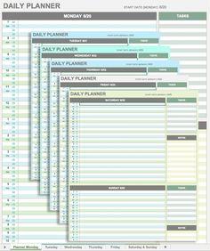 get it together Free Google Calendar Templates | Smartsheet