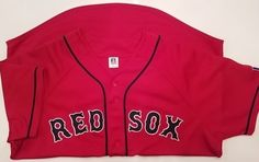 Boston Red Sox Jersey | 2003 | Men's Large