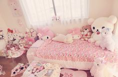 #plushies #room àkawaii #pink