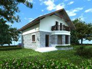 proiect casa Proiect Parter si Mansarda Lora 19