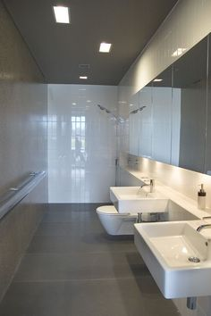 Pic Of small ensuite ideas Google Search See More Sophisticated Waterfront Holiday Home u Waterford House DigsDigs