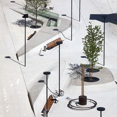 Landhausplatz by  LAAC Architekten and Stiefel Kramer Architecture