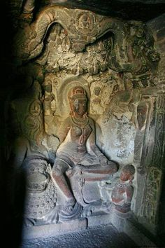 The Ellora Caves of India ~ Mysteries of india