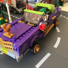 Uh-oh! Watch out the Joker is about! Marvel And Dc Superheroes, Lego Batman Movie, Nerf, Brick, Joker, Watch, Toys, Instagram Posts, Activity Toys