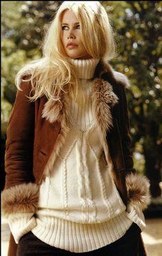 #Winter Sweater #fashion #sweater www.2dayslook.com