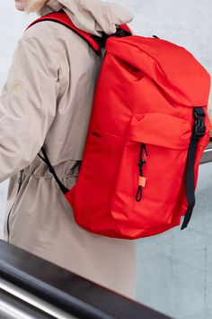 Xeron 30, a daypack that tells the story of our MAMMUT heritage. 30th, Backpacks, Bags, Handbags, Taschen, Purse, Purses, Backpack, Bag