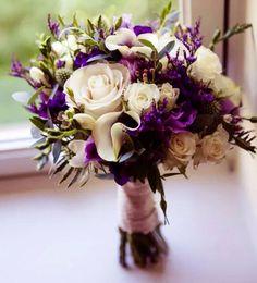 35 Dark Purple Wedding Color Ideas for Fall/Winter Weddings ...