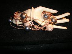 Bracciale AMPARO varie catene e perle