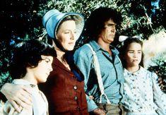 Die Familie Ingalls (v.l.n.r.: Matthew Laborteaux, Karen Grassle, Michael La...