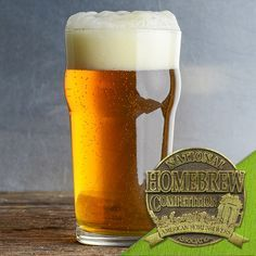 Brian Gregory of Santa Maria, CA, won a gold medal in Category #8: English Pale Ale during the 2015 National Homebrew Competition Final Round in San Diego.