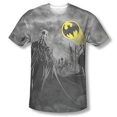 New Batman Gotham Bat Call Signal Logo Sublimation ALL OVER Vintage T-shirt top Available In Sizes:Small, Medium, Large, XL, 2XL #Batman #BruceWayne #TheDarkKnight #DCComics #JLA #TheCapedCrusader  #BatSignal #BatmanTshirt