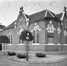 Hervormde kerk, Graaf van Burenstraat