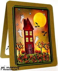 Halloween PP216 Stampin' Up!