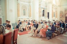Getting married in a church in Florence