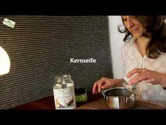 Kokosöl-Shampoo selber machen... Carmen Parrado zeigts - YouTube