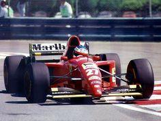 Jean Alesi Ferrari 1995 - Scuderia Ferrari — Wikipédia