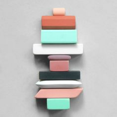 10 soft pencil erasers: STATIONERY COMPOSITIONS An extra curricular project from Present & Correct