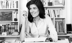 Susan Sontag in 1972