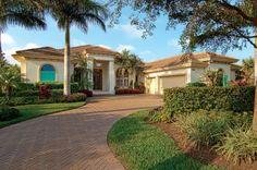 $600K Casual Living at its Finest (HWBDO76158)   Mediterranean House Plan from BuilderHousePlans.com