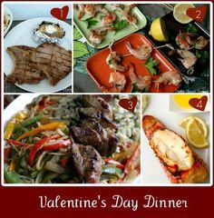 Dinner Ideas For Valentine's
