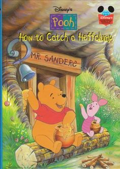 $1.50 @ New England Peddler  While on a picnic, Christopher Robin tells Pooh and Piglet that he once saw an Heffalump and wishes that he'd caught it to show them.  Pooh and Piglet decide to catch the Heffalump themselves for their dear friend Christopher Robin.  So they dig a big hole and bait the trap with honey but will they snare a Heffalump or will a certain honey-loving bear of little brain fall into it instead?