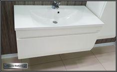Mobilier baie suspendat Oryzont 90 cm, Sink, Home Decor, Sink Tops, Vessel Sink, Decoration Home, Room Decor, Sinks, Interior Design, Home Interiors