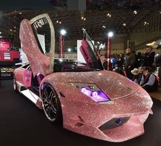 OVER THE TOP GAUDE AND GLAM #EXOTICS #LUXURYSPORTSCARS